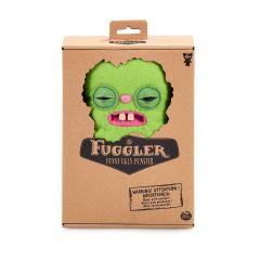 Rabid Rabbit (green) 22cm | Funny Ugly Monster | Fuggler
