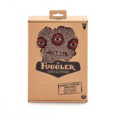 Annoyed Alien (fuzzy brown) 22cm | Funny Ugly Monster | Fuggler