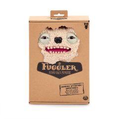 Old Tooth (cream) 22cm | Funny Ugly Monster | Fuggler