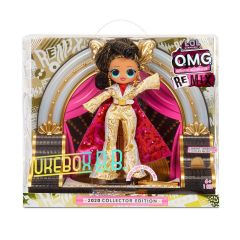 Jukebox B.B. | O.M.G. Remix 2020 Collector Edition Fashion Doll | L.O.L. Surprise