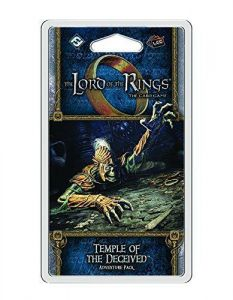 Temple Of The Deceived Adventure Pack - LOTR LCG