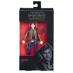 Han Solo (Solo Movie 2018) - 6 Inch Action Figure - Star Wars Black Series