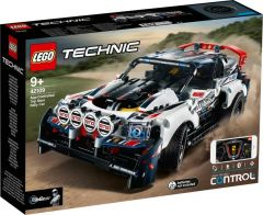 App-Controlled Top Gear Rally Car - Lego Technic