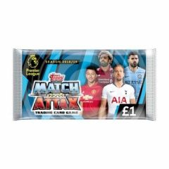 EPL 2018/19 Single Pack - Match Attax -  Topps
