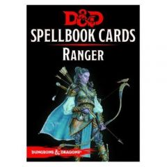 Dungeons and Dragons Ranger Spellbook Deck - Version 3 - Gale Force Nine