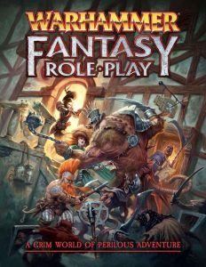Warhammer Fantasy Roleplay Fourth Edition Rulebook (WFRP 4th)