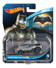 Hot Wheels Armoured Batman Car - DC Universe