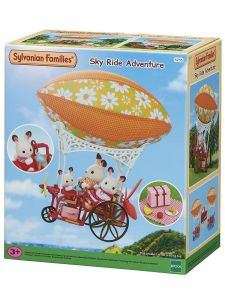 Sky Ride Adventure - Sylvanian Families - Epoch