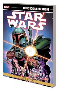 Star Wars Legends - Original Marvel Years Epic Collection Vol 04 - TP