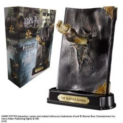 Basilisk Fang and Tom Riddle Diary Sculpture - Harry Potter
