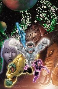 Green Lantern: New Guardians - Vol 03: Love and Death - HC