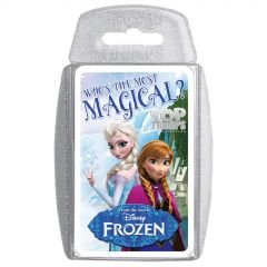 Frozen - Top Trumps