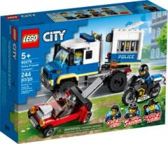 60276 Police Prisoner Transport   LEGO City
