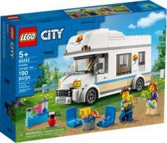 60283 Holiday Camper Van   LEGO City