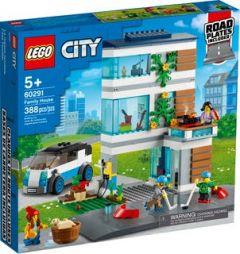 60291 Family House   LEGO City