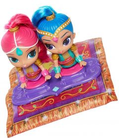 Magic Flying Carpet - Shimmer & Shine