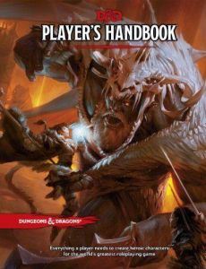 Player's Handbook - Dungeons & Dragons 5th edition