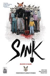 Sink - Vol 02: Blood & Rain - TP (MR)