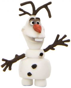 Olaf - Frozen - Bullyland - vinyl figure - Disney
