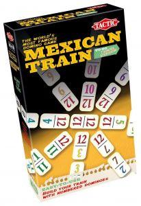 Travel Mexican Train - Tactic Games