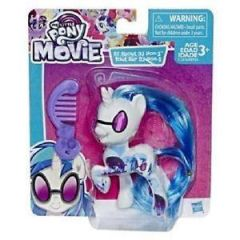 All About DJ Pon 3 - My Little Pony Movie Figure