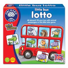 Little Bus Lotto - Orchard Toys