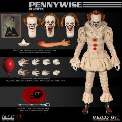 Pennywise | IT | One:12 Collective Figure | Mezco
