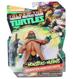 Monster Hunter Raph - Monsters and Mutants - Tales of the Teenage Mutant Ninja Turtles - TMNT