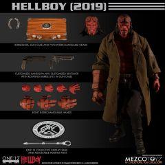 Hellboy (2019)   One:12 Collective Figure   Mezco