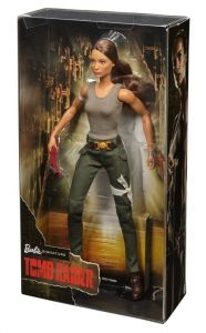 Tomb Raider Barbie Doll | Lara Croft | Barbie Signature Collection