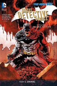 Batman: Detective Comics - Vol 02: Scare Tactics - TP