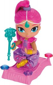 "S&S Floating Genie Shimmer 6"" Genie Wish Deluxe Doll - Shimmer & Shine"