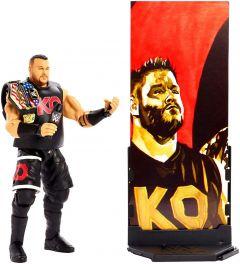 Kevin Owens - Elite #61 - WWE Action Figure