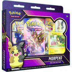 Pokemon TCG: Morpeko Pin Collection