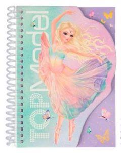Spiral Notebook Ballerina - TOPModel  - Depesche