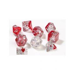 Hearts Poly Set - Sirius Dice