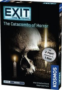 Exit: The Catacombs Of Horror   Exit The Game
