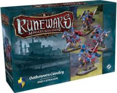 Oathsworn Cavalry Expansion Pack: Runewars Miniatures Game