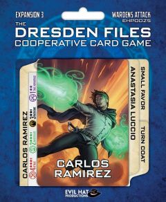 Wardens Attack (Expansion 3): The Dresden Files Card Game Expansion
