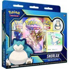 Pokemon TCG: Snorlax Pin Collection