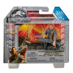 "Lockwood battle Owen - 4"" Action Figure - Jurassic World"