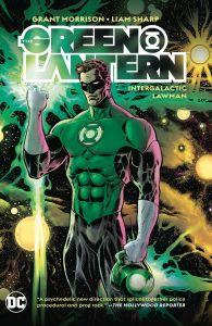 Green Lantern - Vol 01: Intergalactic Lawman - TP