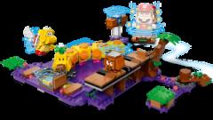 71383 Wiggler's Poison Swamp Expansion Set | LEGO Super Mario