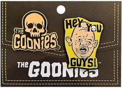Goonies Ripple Junction Officially Licensed Enamel Pins