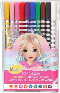 Magic Double Marker 10 Pen Set - 10724 - TOPModel