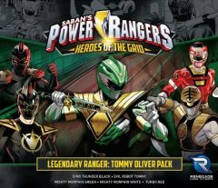 Legendary Ranger: Tommy Oliver Pack - Power Rangers: Heroes of the Grid