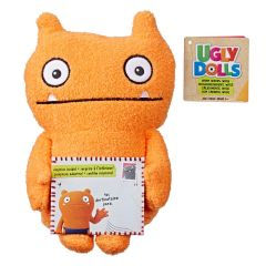 Wage | Hasbro Sincerely Ugly Dolls Warm Wishes Stuffed Plush Toy