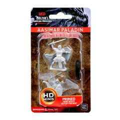 Aasimar Paladin (he/him/they/them) | Dungeons & Dragons Nolzur's Marvelous Miniatures | D&D | Wizkids
