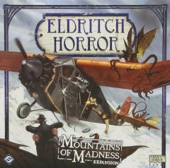 Mountains of Madness Expansion - Eldritch Horror