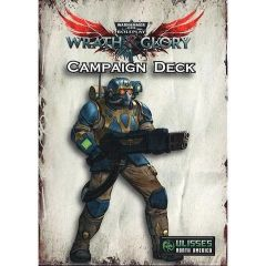 Campaign Card Deck - Wrath & Glory - Warhammer 40,000 Roleplay